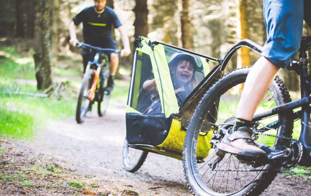 Bästa Cykelvagnen test